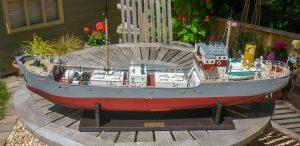 """""""Brannaren""""  A Baltic Coastal Tanker"""