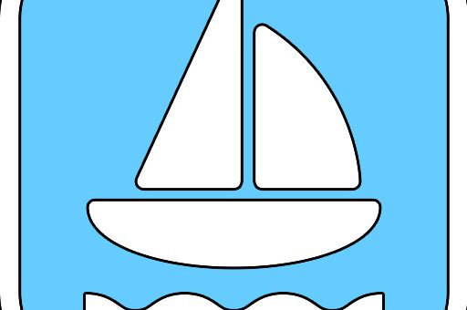 sailing boat sign