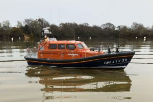 RNLB Denise and Eric