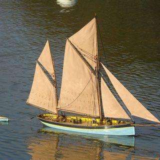 Valerian –  Brixham Trawler